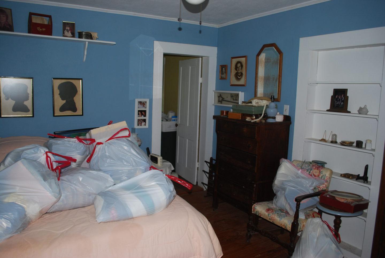 Blue Bedroom in Navasota