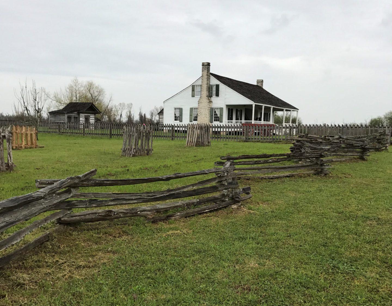Washington on the Brazos Anson Jones House