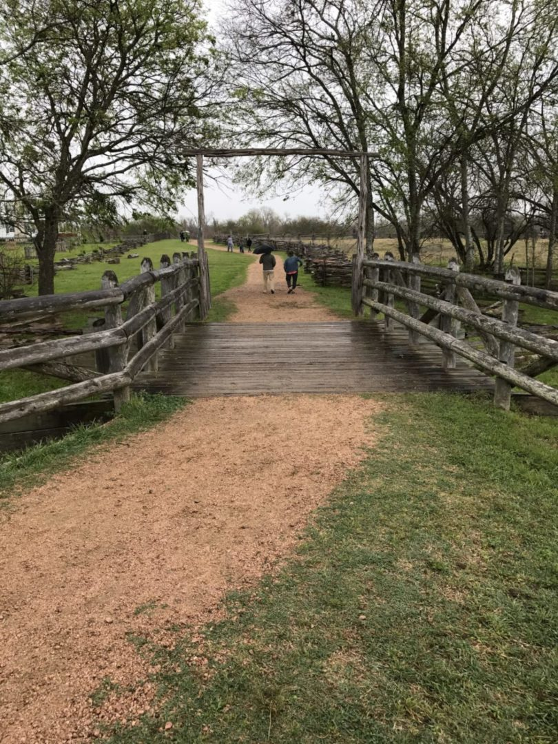 Bridge to Barrington Farm