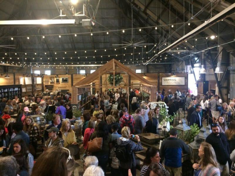 Magnolia Market Interior