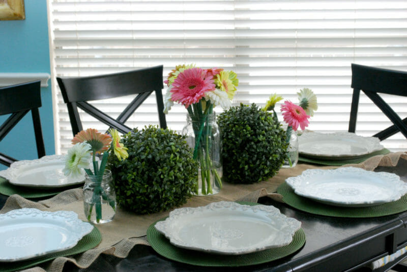 Designing an Easter Table DIY