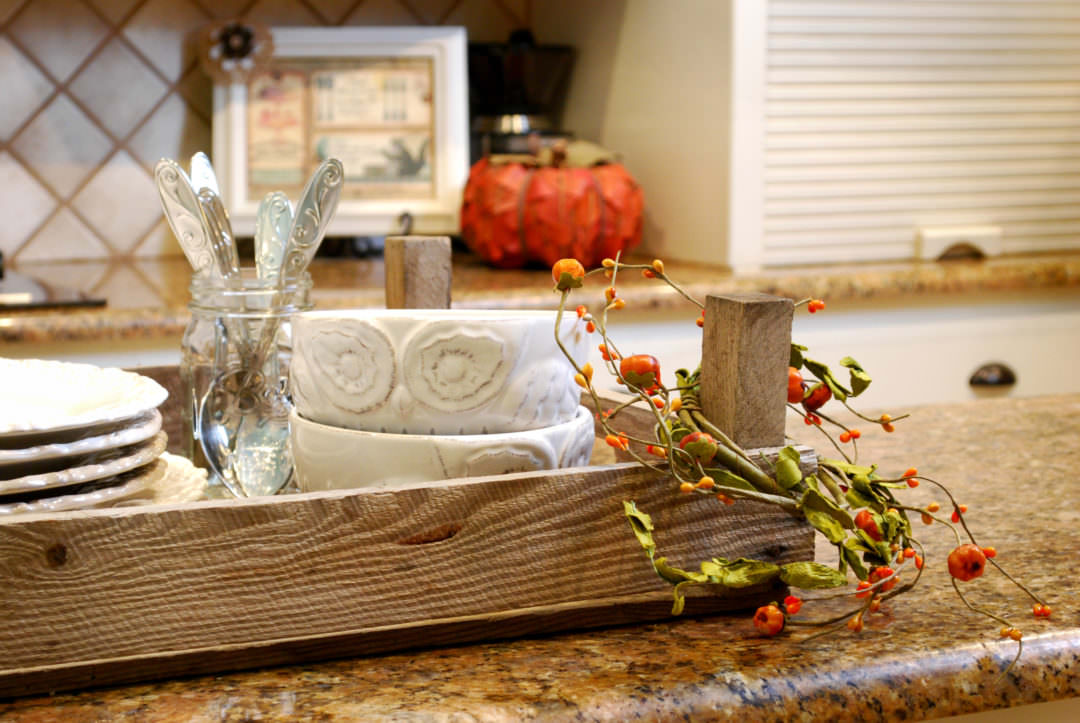 Fall Home Tour by CountyRoad407.com