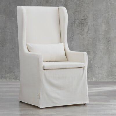 Erikson dining chair for an urban farmhouse look on countyroad407.com
