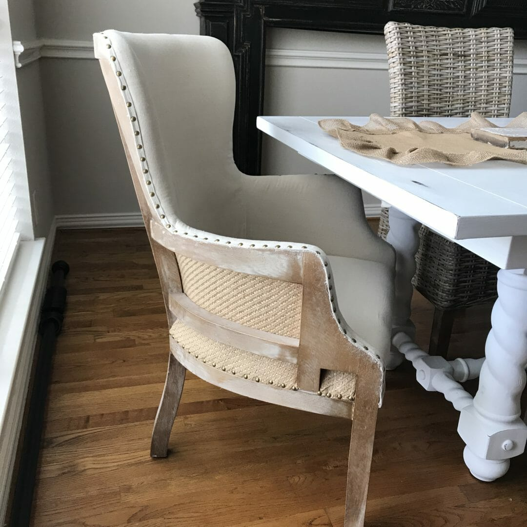 Dining chairs for a modern farmhouse dining room county for Modern farmhouse dining chairs