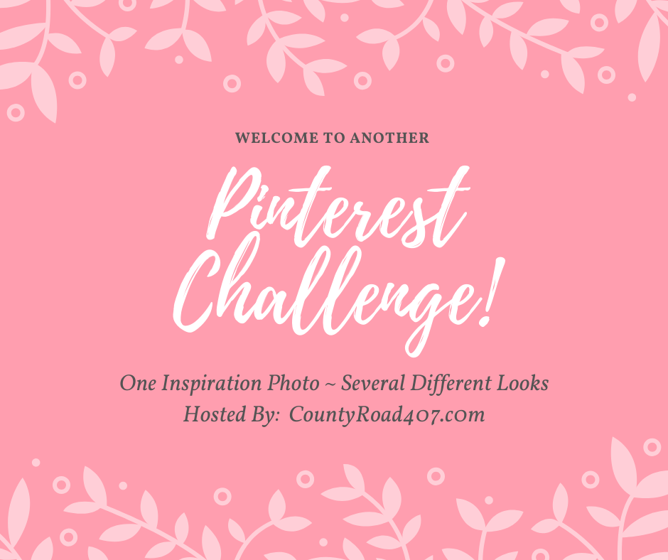 Spring Garden Decor And A Pinterest Challenge County Road 407